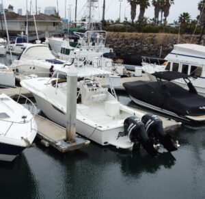 Shearwater Fishing Boat San Diego Charter